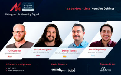 III Congreso de Marketing Digital: A4