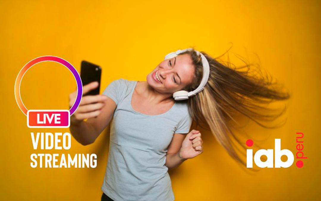 Perú participó del estudio «Live Video Streaming – A Global Perspective»