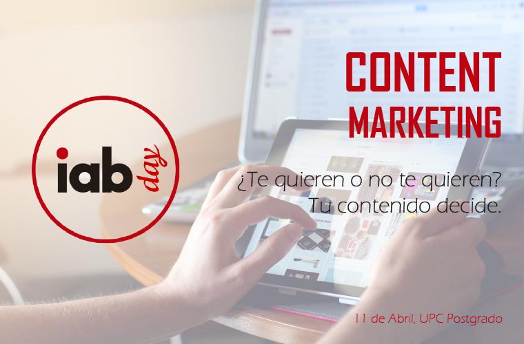 Content Marketing – ¿Te quieren o no te quieren? Tu contenido decide.