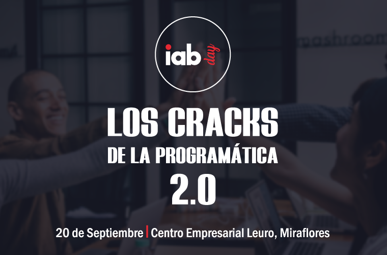 IAB Day – Los Cracks de la programática 2.0