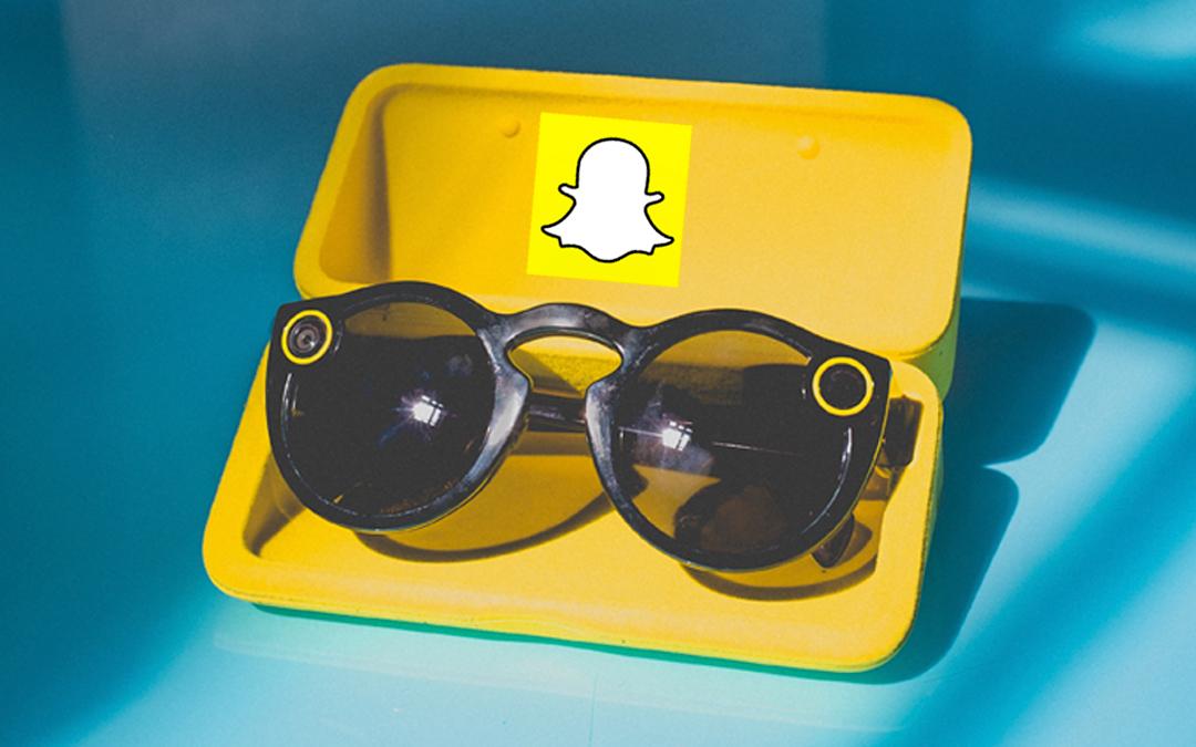 Estudio de neurociencia sobre los Lentes de Realidad Aumentada de Snapchat