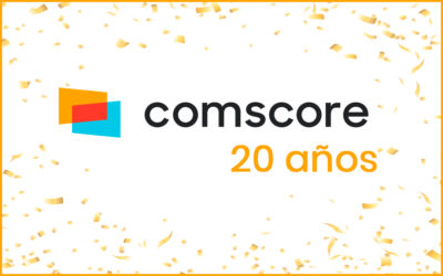 Comscore celebra 20 años