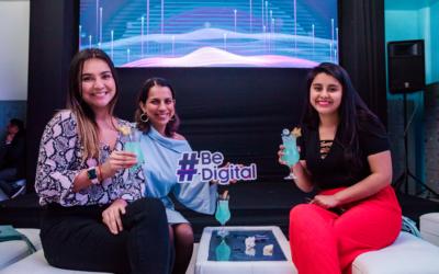 """B12 lanza """"BeDigital"""", el programa de responsabilidad social que acelerará el cierre de la brecha digital cognitiva  en el Perú"""