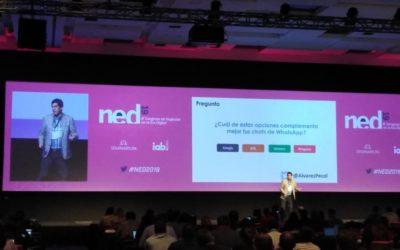 8° Congreso de Negocios en la Era Digital – NED 2019