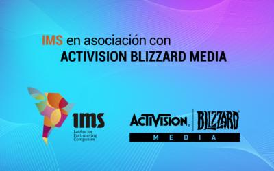 IMS se asocia con Activision Blizzard Media para expandir su oferta en Lationamérica
