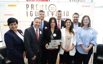 Premio Igualitario inicia inscripciones tras lanzamiento
