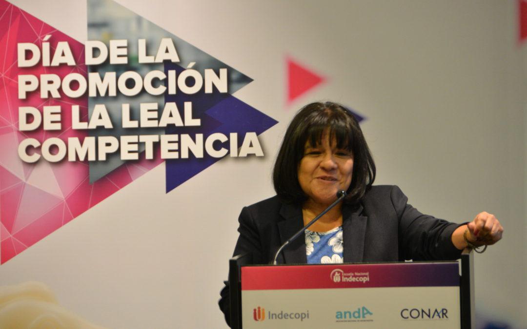 Indecopi: Día de la Promoción de la Leal Competencia