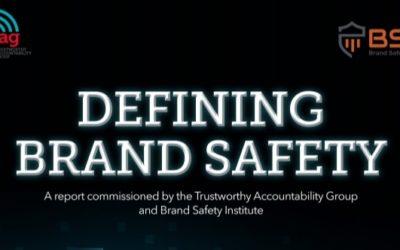 Defining Brand Safety