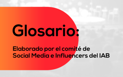 Glosario de Influencers