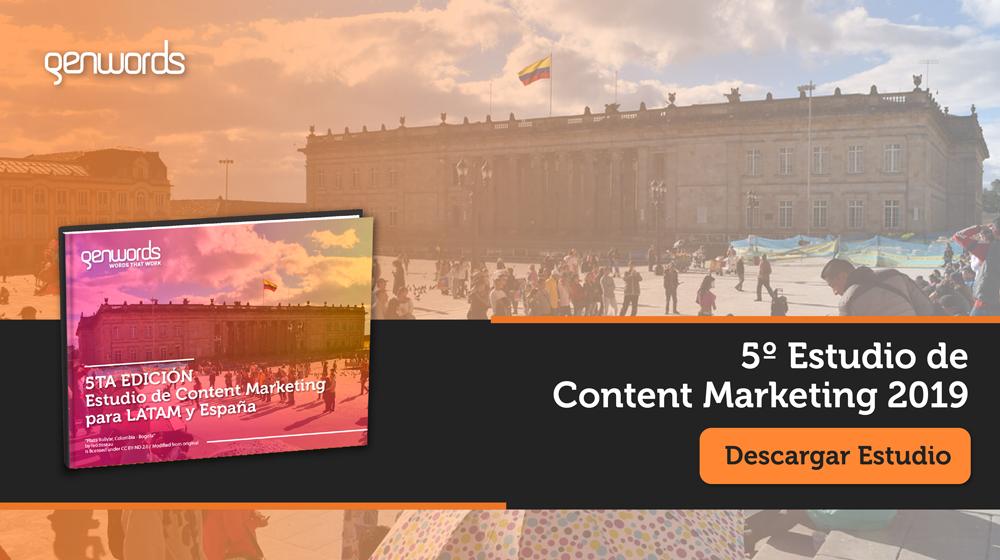El 5° Estudio de Content Marketing Latam y España revela los métodos y estrategias de la región