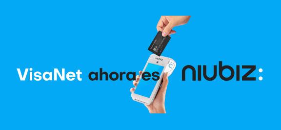 Visanet, la operadora de medios de pagos cambia de nombre y ahora es Niubiz