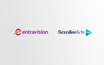 Entravision presenta ScrollerAds Play, la solución de publicidad en Mobile Games de ScrollerAds