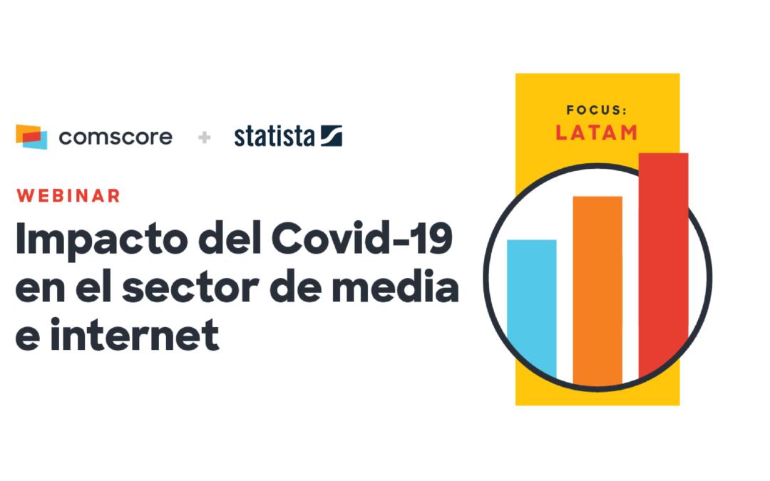 Impacto del Covid-19 en el sector de media e internet