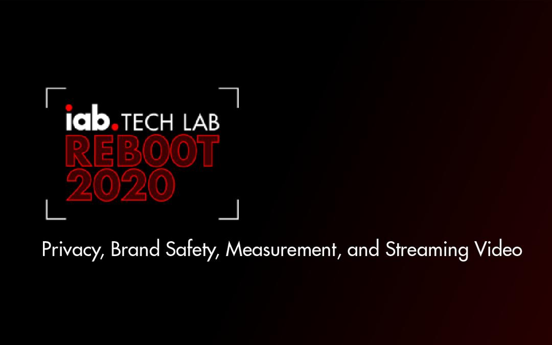 IAB PERU participa del IAB Tech Lab: REBOOT 2020