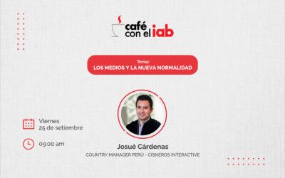 Un Café con el IAB: Los medios y la nueva normalidad
