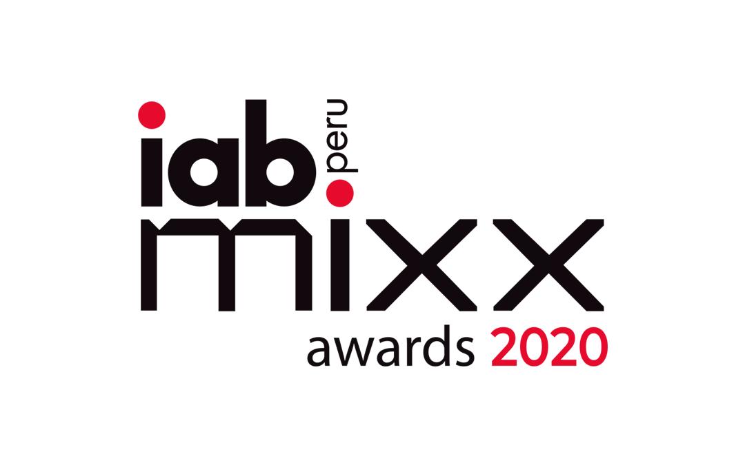 IAB MIXX Awards Perú 2020 premiará lo mejor de la Publicidad Digital en evento virtual