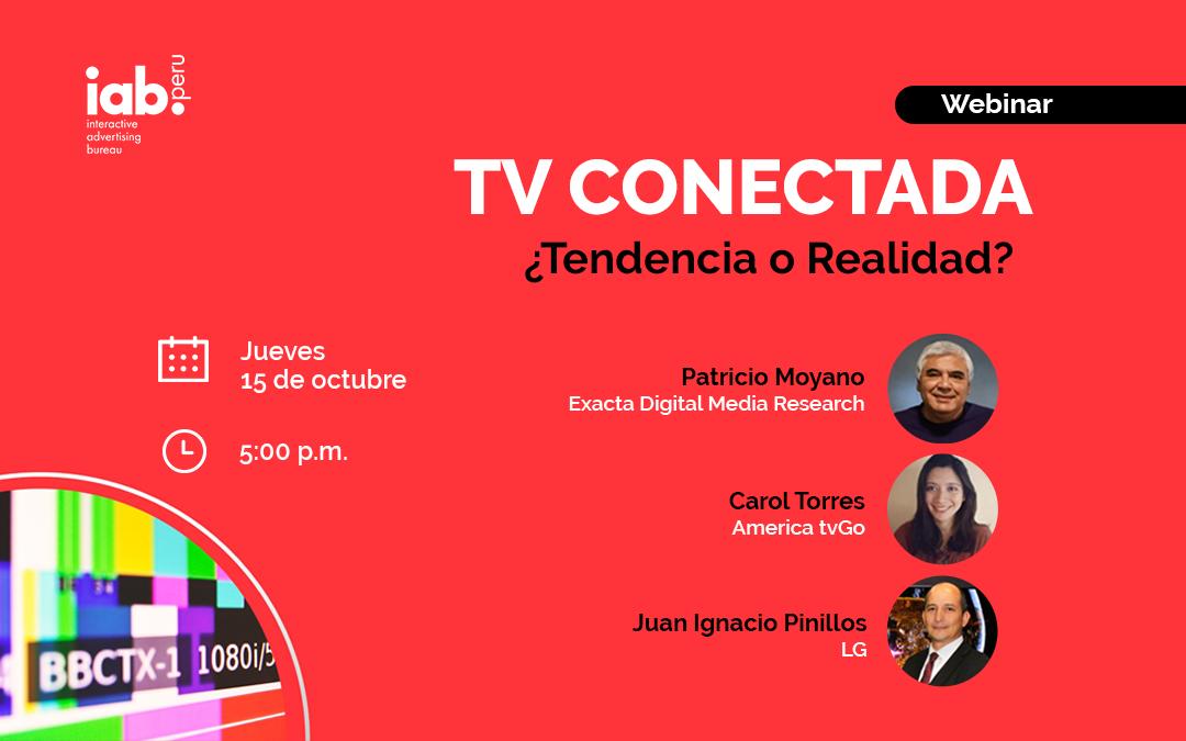 TV Conectada: ¿Tendencia o Realidad?