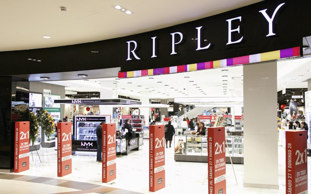 Ripley lanza app para realizar pagos desde el celular en tiendas