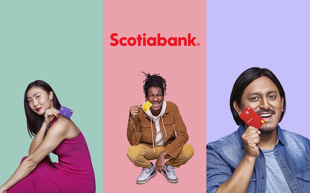 Scotiabank presenta la primera tarjeta que identifica a los clientes cómo ellos se reconocen