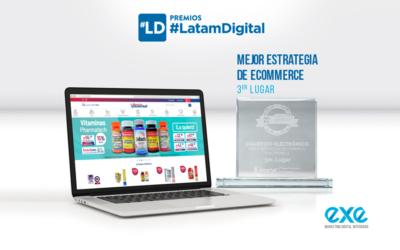#LatamDigital2020: EXE gana premio como mejor estrategia de eCommerce