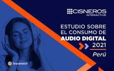Estudio sobre el consumo de audio digital 2021