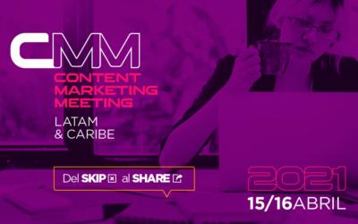 Primer evento de Content Marketing en español