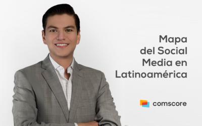 El mapa de los Social Media en América Latina