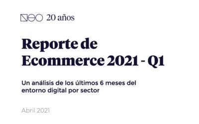 Reporte de Ecommerce 2021 – NEO Consulting