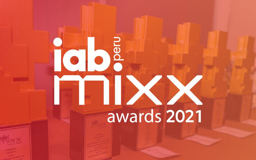 Premios IAB MIXX 2021 con lo mejor del marketing y la publicidad digital en Perú